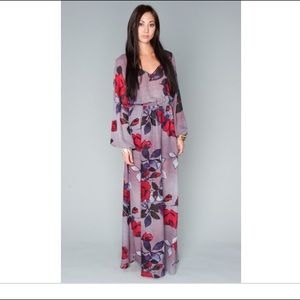 Show Me Your MuMu Jocelyn in Rose and Beauty Sz M